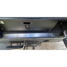 4X4 Stainless Steel Defender Rear Carpet Retainer