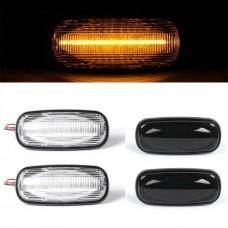 Land Rover LED Car Side Marker Light - Clear