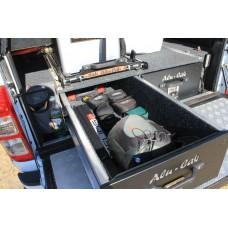 Alu-Cab Double Drawer 750 mm Alu Cab