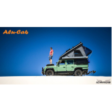 Alu-cab Roof Flip Top Conversion Kit - Land Rover Defender 110 Alu Cab