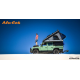 Alu-cab Roof Flip Top Conversion Kit - Land Rover Defender 110 Alu Cab