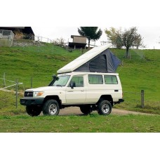Alu-cab Roof Conversion Kit (Troopy) - Toyota Land Cruiser 78 Hercules Alu Cab
