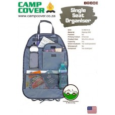 Camp Cover Single Seat Organizer