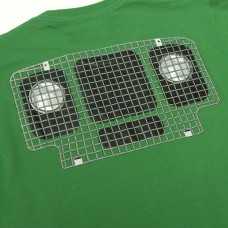 HUE 166 Land Rover Green T Shirt HUE166
