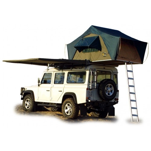 sc 1 st  4WD Store & Hannibal 1.4m Roof Top Tent