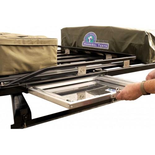 Hannibal Roof Rack Stainless Steel Table