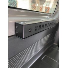 Hannibal Suzuki Jimny Rear Side Window Metal Modular Rear Head Rest Holder JB74 v3