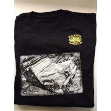 Land Rover Malaysia Owners Club Defender Black Shirt