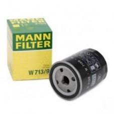 MANN FILTER W713/9 W713 9 Oil Filter