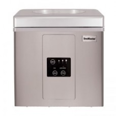SnoMaster 15kg Portable Ice Maker-Stainless Steel AC/DC (ZBC-15D)
