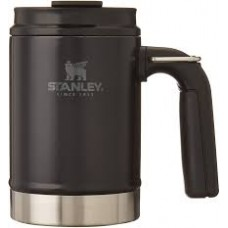 Stanley Classic Vacuum Camp Mug 16oz 473ml Matt Black
