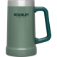 Stanley Adventure Vacuum Stein Mug 24oz Green Colour 24 OZ (710ml)
